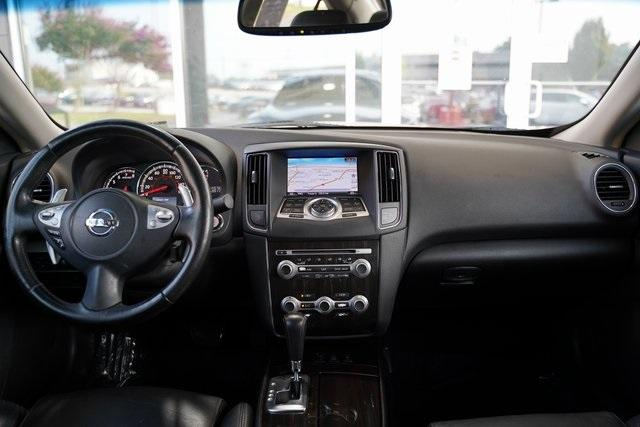 Used 2012 Nissan Maxima 3.5 SV for sale Sold at Gravity Autos Roswell in Roswell GA 30076 13