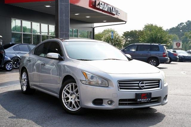 Used 2012 Nissan Maxima 3.5 SV for sale Sold at Gravity Autos Roswell in Roswell GA 30076 2