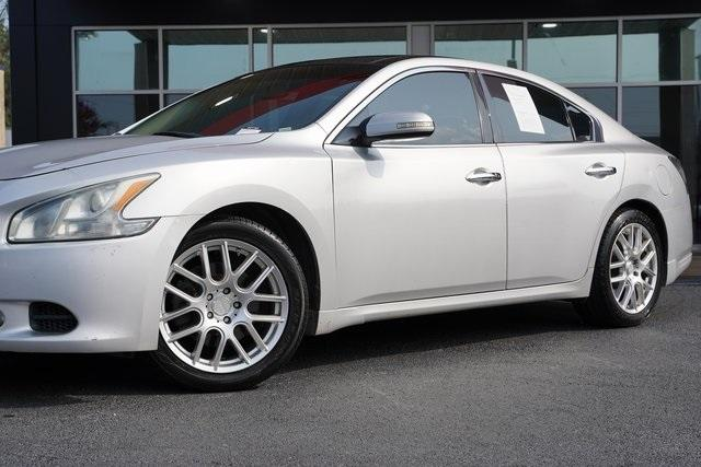 Used 2012 Nissan Maxima 3.5 SV for sale Sold at Gravity Autos Roswell in Roswell GA 30076 3