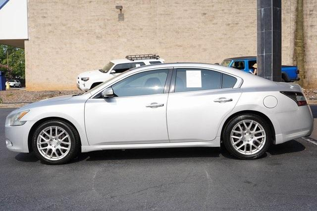 Used 2012 Nissan Maxima 3.5 SV for sale Sold at Gravity Autos Roswell in Roswell GA 30076 4
