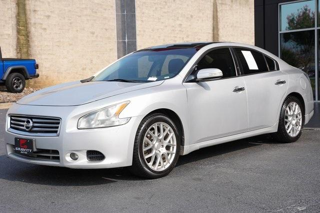 Used 2012 Nissan Maxima 3.5 SV for sale Sold at Gravity Autos Roswell in Roswell GA 30076 5