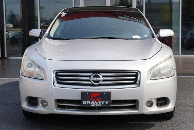 Used 2012 Nissan Maxima 3.5 SV for sale Sold at Gravity Autos Roswell in Roswell GA 30076 6