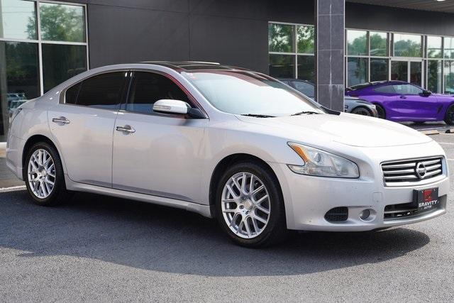Used 2012 Nissan Maxima 3.5 SV for sale Sold at Gravity Autos Roswell in Roswell GA 30076 7