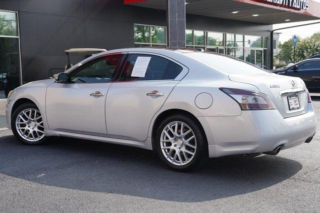 Used 2012 Nissan Maxima 3.5 SV for sale Sold at Gravity Autos Roswell in Roswell GA 30076 9