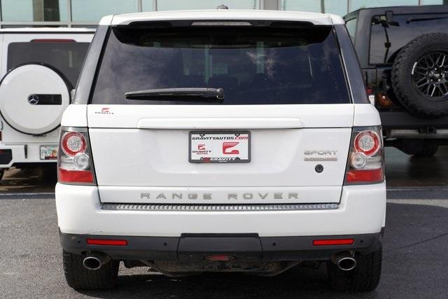 Used 2011 Land Rover Range Rover Sport Supercharged for sale $27,991 at Gravity Autos Roswell in Roswell GA 30076 11