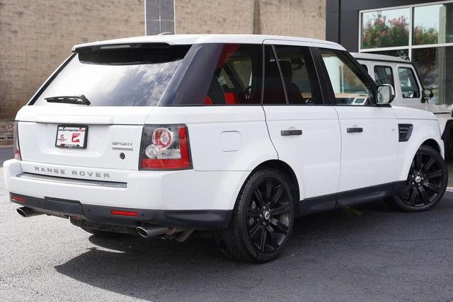 Used 2011 Land Rover Range Rover Sport Supercharged for sale $27,991 at Gravity Autos Roswell in Roswell GA 30076 12