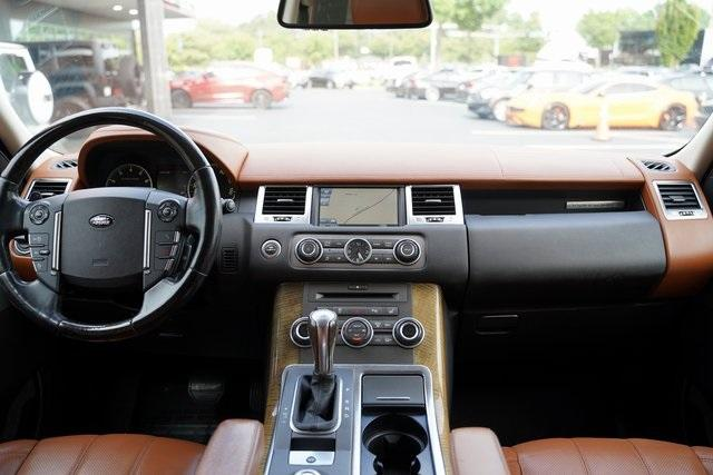 Used 2011 Land Rover Range Rover Sport Supercharged for sale $27,991 at Gravity Autos Roswell in Roswell GA 30076 14