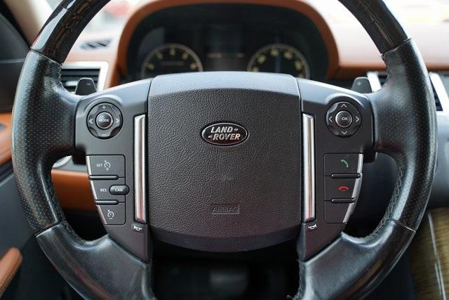 Used 2011 Land Rover Range Rover Sport Supercharged for sale $27,991 at Gravity Autos Roswell in Roswell GA 30076 15