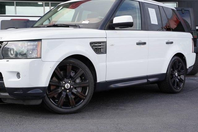 Used 2011 Land Rover Range Rover Sport Supercharged for sale $27,991 at Gravity Autos Roswell in Roswell GA 30076 2