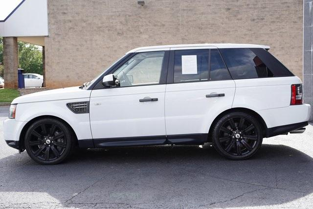 Used 2011 Land Rover Range Rover Sport Supercharged for sale $27,991 at Gravity Autos Roswell in Roswell GA 30076 4