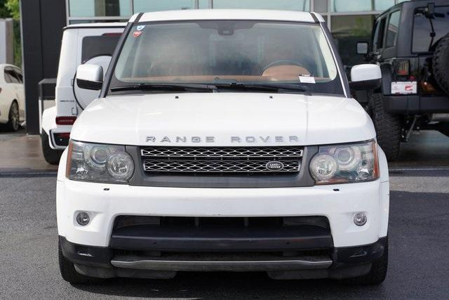 Used 2011 Land Rover Range Rover Sport Supercharged for sale $27,991 at Gravity Autos Roswell in Roswell GA 30076 5