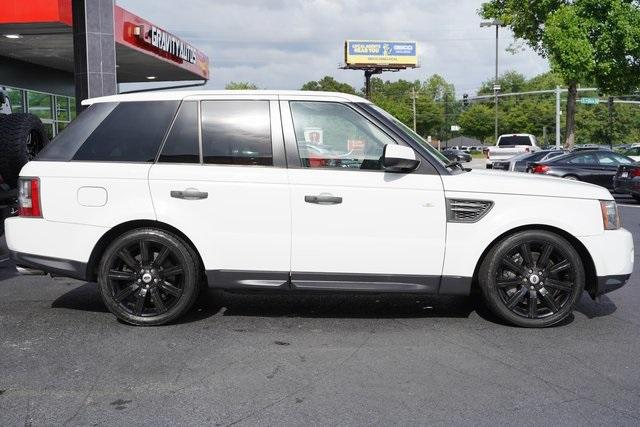 Used 2011 Land Rover Range Rover Sport Supercharged for sale $27,991 at Gravity Autos Roswell in Roswell GA 30076 7