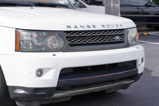 Used 2011 Land Rover Range Rover Sport Supercharged for sale $27,991 at Gravity Autos Roswell in Roswell GA 30076 8