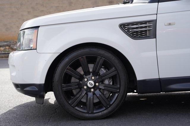 Used 2011 Land Rover Range Rover Sport Supercharged for sale $27,991 at Gravity Autos Roswell in Roswell GA 30076 9