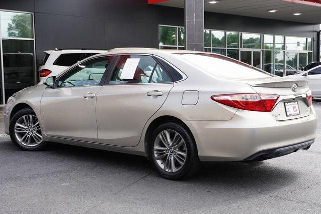 Used 2017 Toyota Camry SE for sale $18,991 at Gravity Autos Roswell in Roswell GA 30076 11