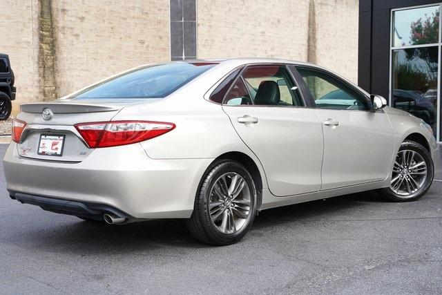 Used 2017 Toyota Camry SE for sale $18,991 at Gravity Autos Roswell in Roswell GA 30076 13