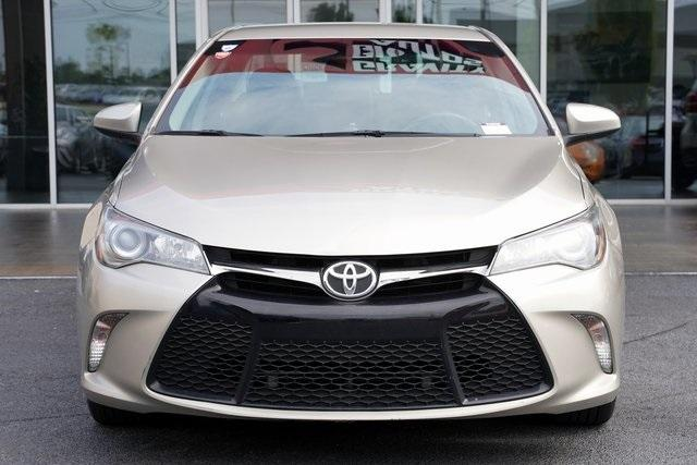 Used 2017 Toyota Camry SE for sale $18,991 at Gravity Autos Roswell in Roswell GA 30076 6