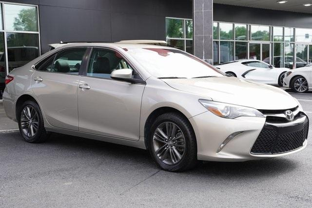Used 2017 Toyota Camry SE for sale $18,991 at Gravity Autos Roswell in Roswell GA 30076 7