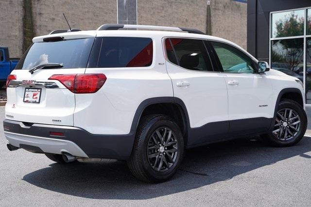 Used 2018 GMC Acadia SLT-1 for sale $35,991 at Gravity Autos Roswell in Roswell GA 30076 13