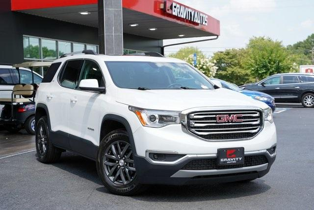 Used 2018 GMC Acadia SLT-1 for sale $35,991 at Gravity Autos Roswell in Roswell GA 30076 2