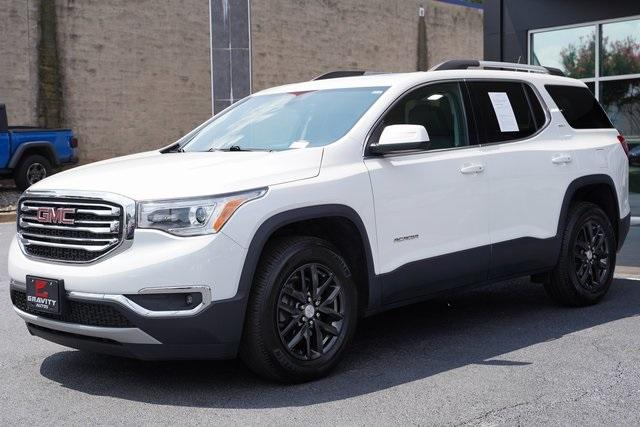 Used 2018 GMC Acadia SLT-1 for sale $35,991 at Gravity Autos Roswell in Roswell GA 30076 5