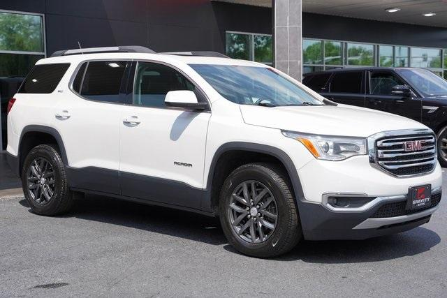 Used 2018 GMC Acadia SLT-1 for sale $35,991 at Gravity Autos Roswell in Roswell GA 30076 7