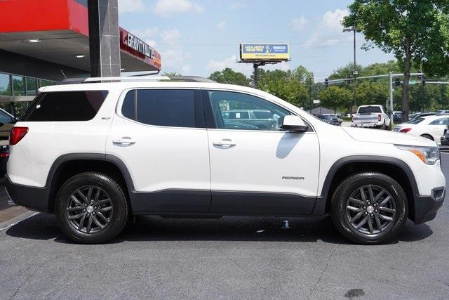 Used 2018 GMC Acadia SLT-1 for sale $35,991 at Gravity Autos Roswell in Roswell GA 30076 8