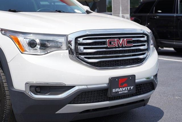 Used 2018 GMC Acadia SLT-1 for sale $35,991 at Gravity Autos Roswell in Roswell GA 30076 9