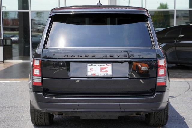 Used 2016 Land Rover Range Rover 5.0L V8 Supercharged for sale $66,991 at Gravity Autos Roswell in Roswell GA 30076 12