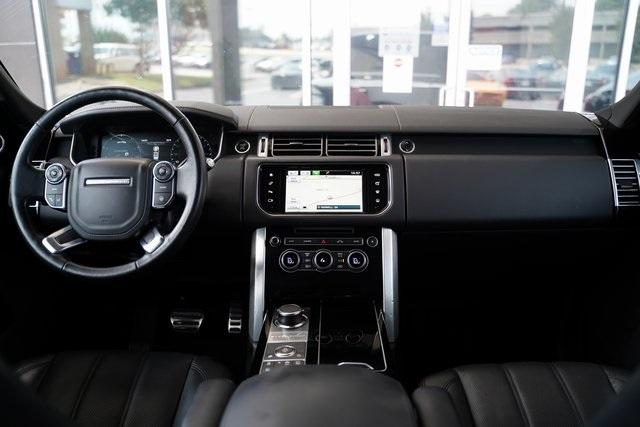 Used 2016 Land Rover Range Rover 5.0L V8 Supercharged for sale $66,991 at Gravity Autos Roswell in Roswell GA 30076 15