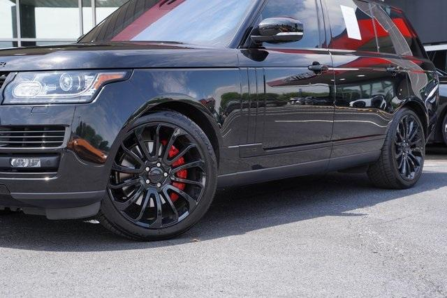 Used 2016 Land Rover Range Rover 5.0L V8 Supercharged for sale $66,991 at Gravity Autos Roswell in Roswell GA 30076 3