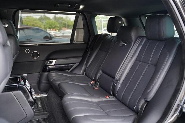 Used 2016 Land Rover Range Rover 5.0L V8 Supercharged for sale $66,991 at Gravity Autos Roswell in Roswell GA 30076 32