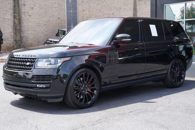 Used 2016 Land Rover Range Rover 5.0L V8 Supercharged for sale $66,991 at Gravity Autos Roswell in Roswell GA 30076 5