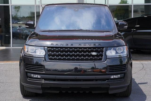 Used 2016 Land Rover Range Rover 5.0L V8 Supercharged for sale $66,991 at Gravity Autos Roswell in Roswell GA 30076 6