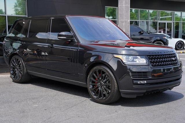 Used 2016 Land Rover Range Rover 5.0L V8 Supercharged for sale $66,991 at Gravity Autos Roswell in Roswell GA 30076 7
