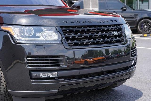 Used 2016 Land Rover Range Rover 5.0L V8 Supercharged for sale $66,991 at Gravity Autos Roswell in Roswell GA 30076 9