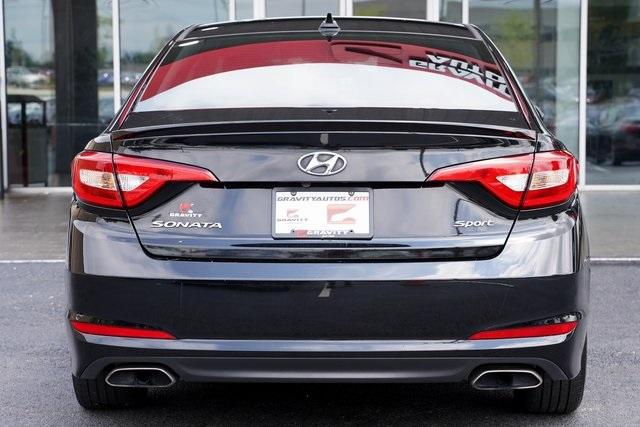 Used 2017 Hyundai Sonata Sport for sale $16,991 at Gravity Autos Roswell in Roswell GA 30076 10