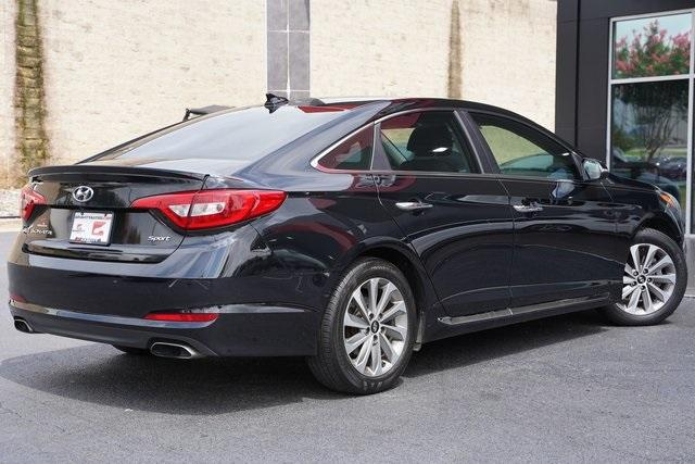 Used 2017 Hyundai Sonata Sport for sale $16,991 at Gravity Autos Roswell in Roswell GA 30076 11