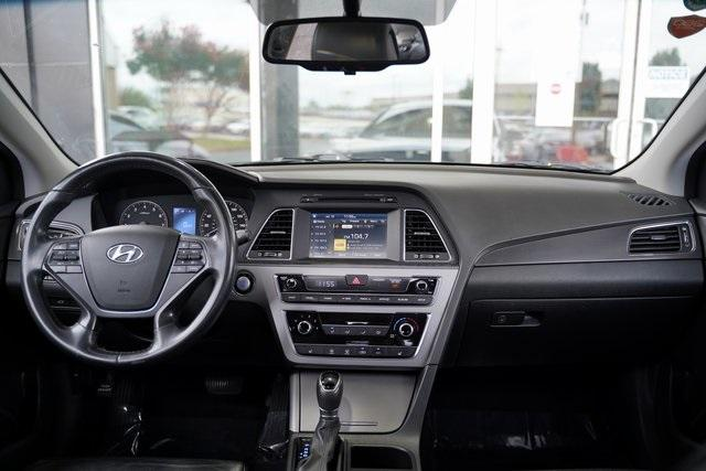 Used 2017 Hyundai Sonata Sport for sale $16,991 at Gravity Autos Roswell in Roswell GA 30076 13