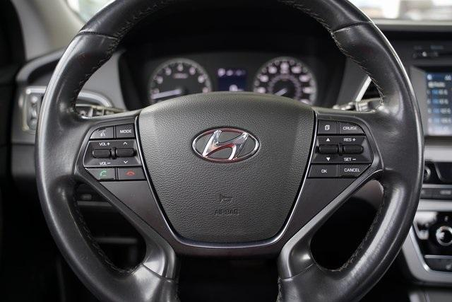 Used 2017 Hyundai Sonata Sport for sale $16,991 at Gravity Autos Roswell in Roswell GA 30076 14