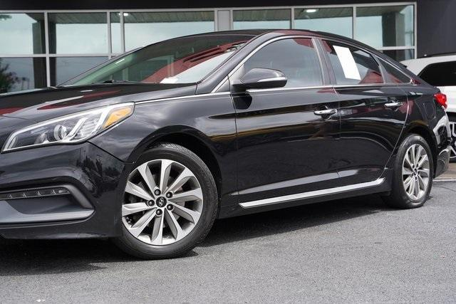 Used 2017 Hyundai Sonata Sport for sale $16,991 at Gravity Autos Roswell in Roswell GA 30076 3
