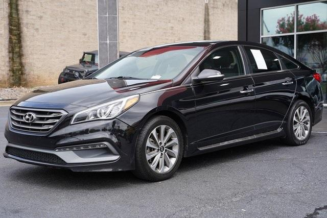 Used 2017 Hyundai Sonata Sport for sale $16,991 at Gravity Autos Roswell in Roswell GA 30076 5