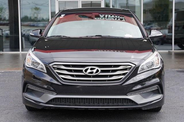 Used 2017 Hyundai Sonata Sport for sale $16,991 at Gravity Autos Roswell in Roswell GA 30076 6
