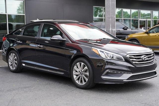 Used 2017 Hyundai Sonata Sport for sale $16,991 at Gravity Autos Roswell in Roswell GA 30076 7