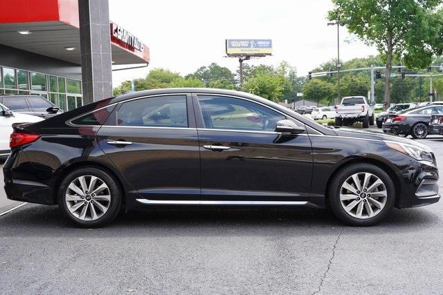 Used 2017 Hyundai Sonata Sport for sale $16,991 at Gravity Autos Roswell in Roswell GA 30076 8