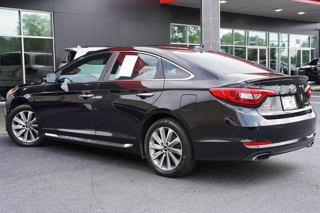 Used 2017 Hyundai Sonata Sport for sale $16,991 at Gravity Autos Roswell in Roswell GA 30076 9