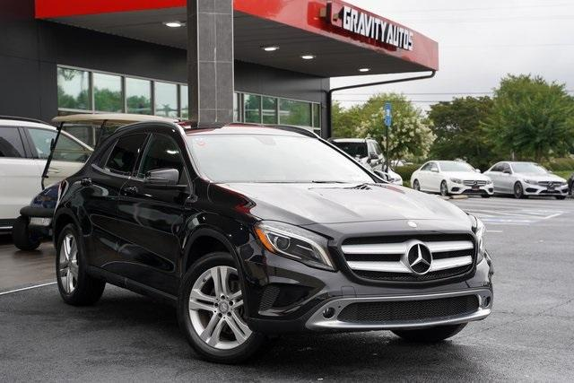 Used 2015 Mercedes-Benz GLA GLA 250 for sale $26,492 at Gravity Autos Roswell in Roswell GA 30076 2
