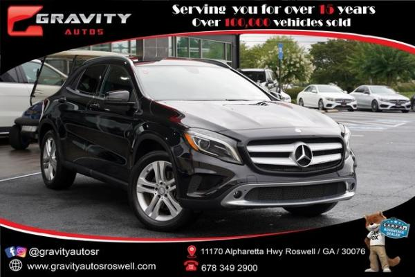 Used 2015 Mercedes-Benz GLA GLA 250 for sale $26,492 at Gravity Autos Roswell in Roswell GA
