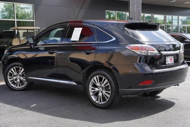 Used 2013 Lexus RX 450h for sale $17,992 at Gravity Autos Roswell in Roswell GA 30076 10