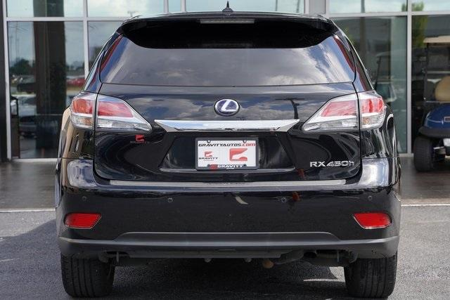 Used 2013 Lexus RX 450h for sale $17,992 at Gravity Autos Roswell in Roswell GA 30076 11